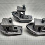 Фотография модели, напечатанной на 3D принтере Ultimaker 2+ (6)