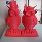 Фотография модели, напечатанной на 3D принтере XYZprinting Da Vinci 1.0S Aio (3)