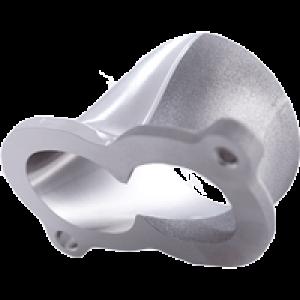 Фотография модели, напечатанной с использованием сплава CL20 ES