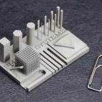 Фотография модели, напечатанной на 3D принтере ProX 100 (1)