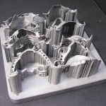 Фотография модели, напечатанной на 3D принтере ProX 100 (6)