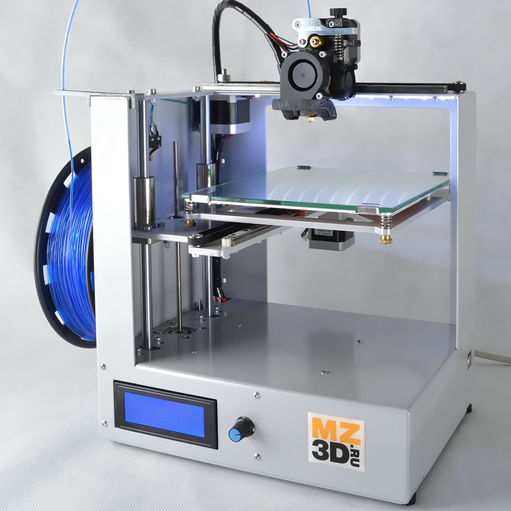 Продам 3d принтер zav max t
