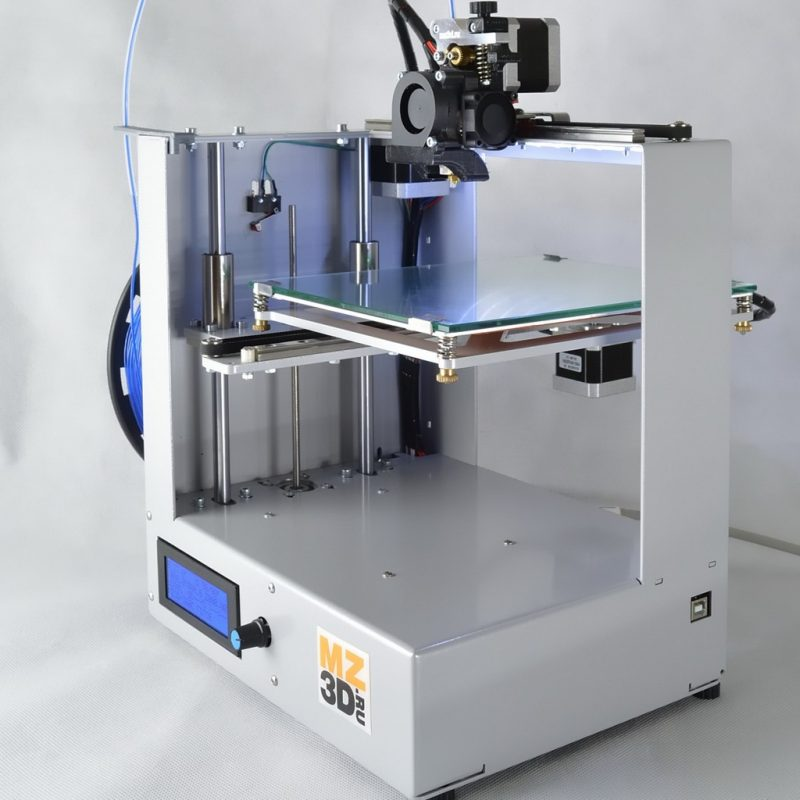 Фото 3D принтер MZ3D-360 5
