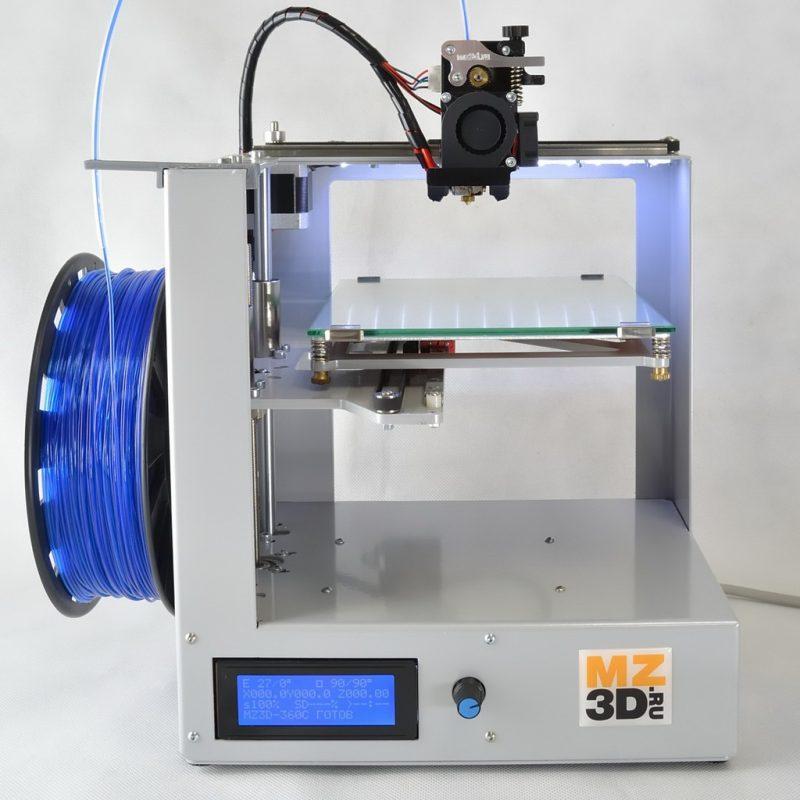 Фото 3D принтер MZ3D-360 6