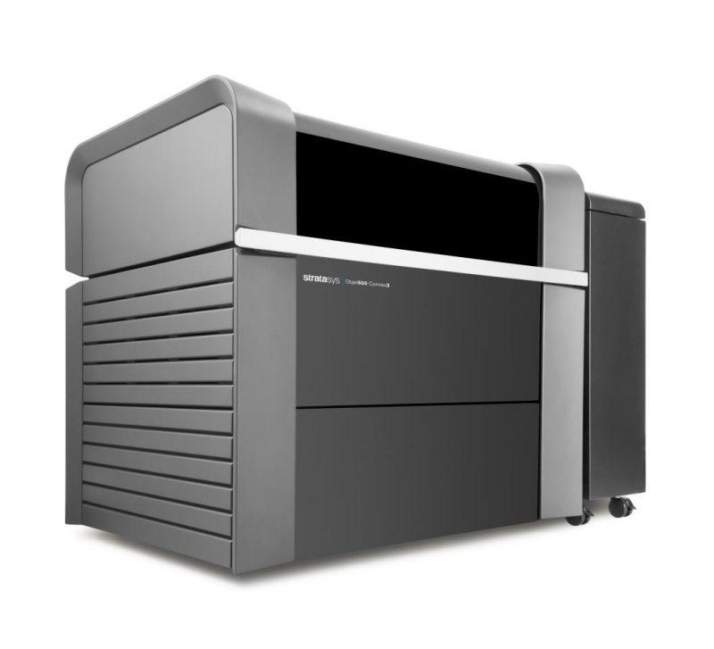 Фото 3D принтера Stratasys Objet350/500 Connex3 7