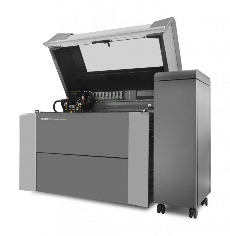 Фото 3D принтера Stratasys Objet350/500 Connex3 8