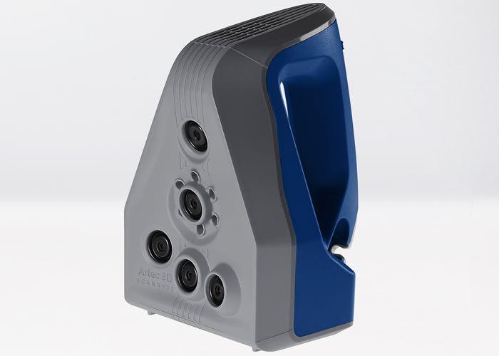 Фотография 3D сканера Artec Space Spider