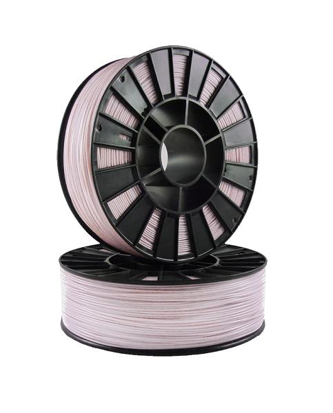 Фото ABS пластик 1,75 SEM розовый мрамор 1