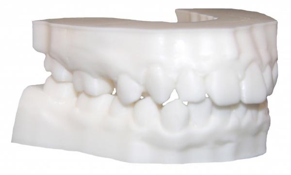 Фото фотополимер для 3D-принтера ABS 3SP™ White 1