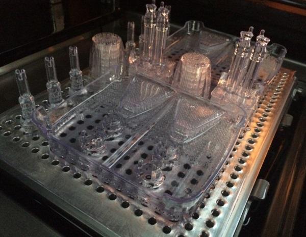 Фото фотополимер для 3D-принтера E-Glass 3SP 1