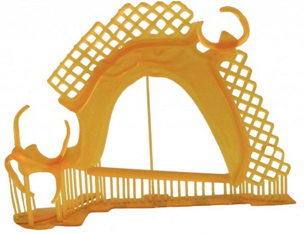Фото фотополимер для 3D-принтера E-Partial (EC1000) 3