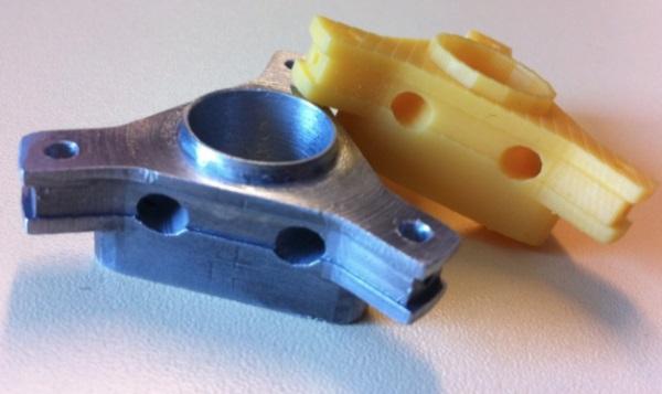 Фото фотополимер для 3D-принтера Easy Cast EC500 2