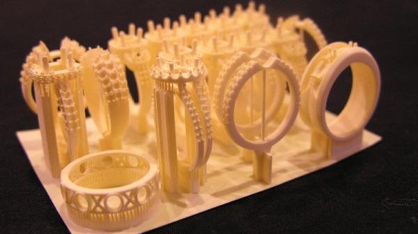 Фото фотополимер для 3D-принтера HTM140IV 1