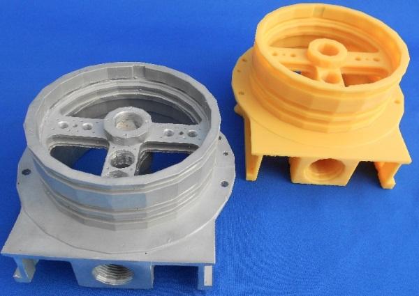 Фото фотополимер для 3D-принтера LS600 1