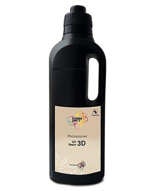 Фото фотополимер для 3D-принтера Photocentric 3D Flexible UV 1