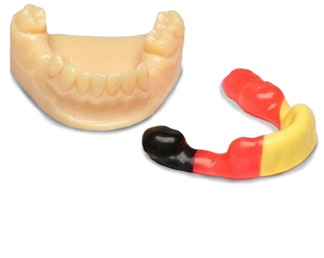 Фото фотополимер для 3D-принтера PolyJet Стоматологический материал