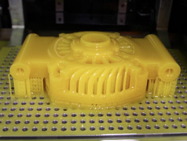 Фото фотополимер для 3D-принтера Superflex 3SP 2