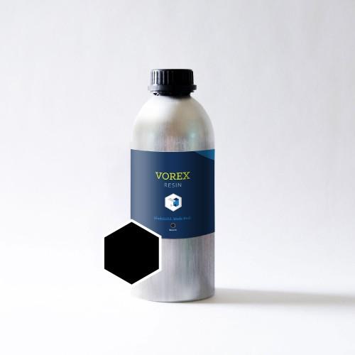 Фото фотополимер для 3D-принтера MadeSolid Vorex Resin 0,5 л черный