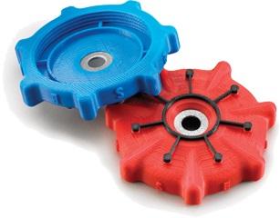 Фото нить для 3D-принтера FDM ABSplus пластик Stratasys