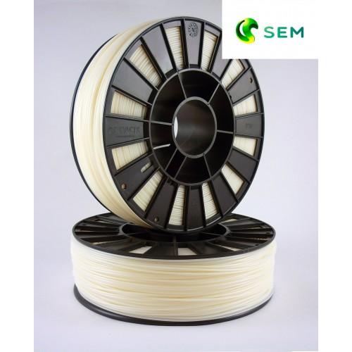 Фото нить для 3D-принтера Hips SEM 1,75 белый