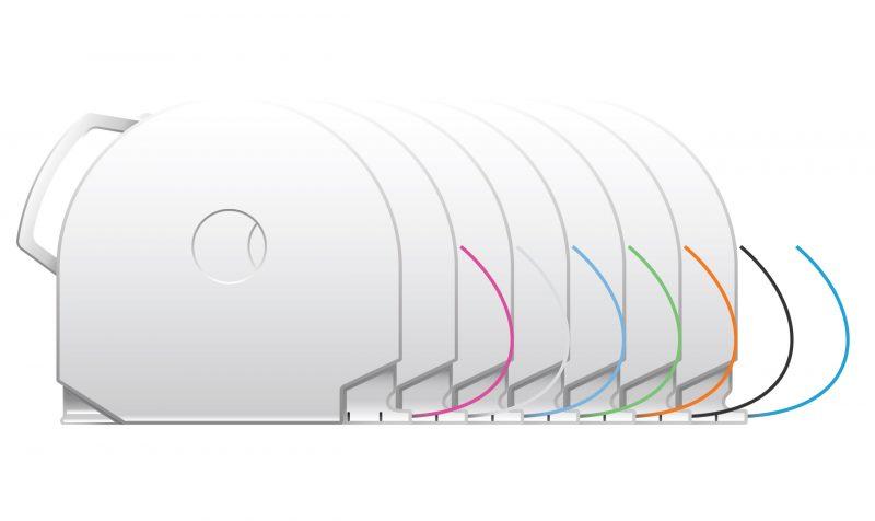 Фото нить для 3D-принтера Картридж ABS CubePro