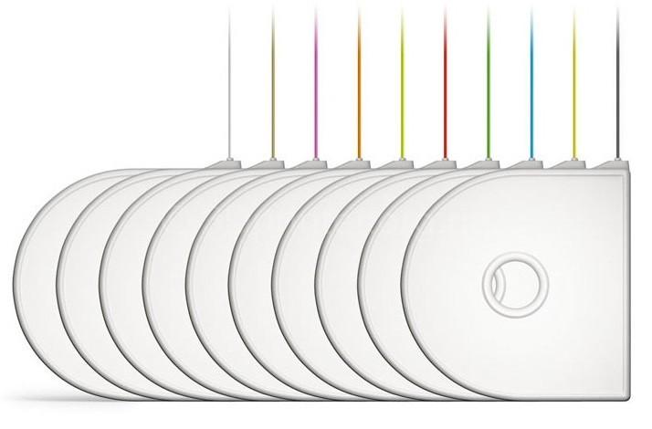 Фото нить для 3D-принтера Картридж ABS для Cube 2 2