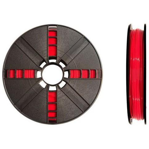 Фото нить для 3D-принтера PLA-пластик MakerBot 1.75 мм, 0.9 кг красный