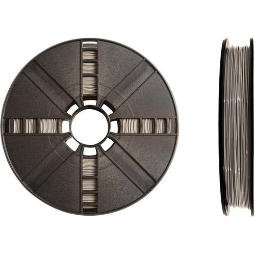 Фото нить для 3D-принтера PLA-пластик MakerBot 1.75 мм, 0.9 кг серый