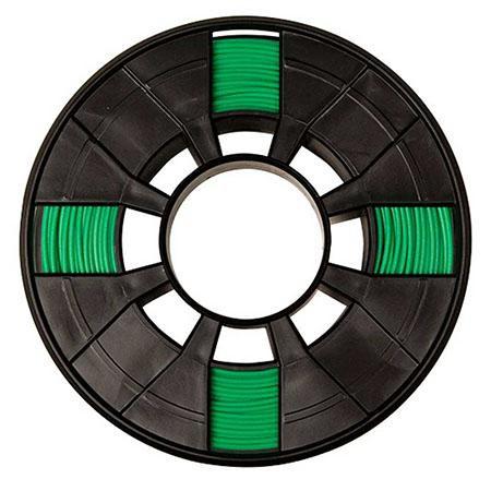 Фото нить для 3D-принтера PLA-пластик MakerBot 1.75 мм, 0.9 кг зеленый