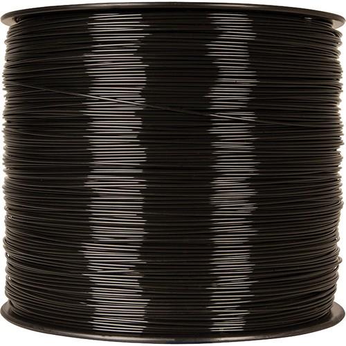 Фото нить для 3D-принтера PLA-пластик MakerBot 1.75 мм, 4.5 кг черный