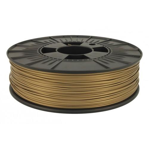 Фото нить для 3D-принтера PLA пластик 1,75 SEM бронзовый (металлик)