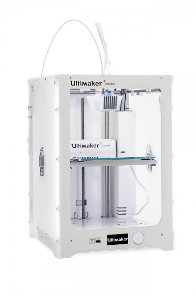Фотография 3D принтера Ultimaker 3 Extended (1)