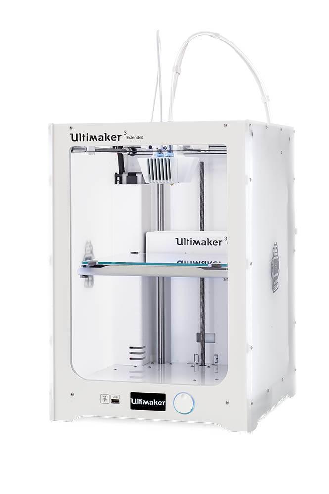 Фотография 3D принтера Ultimaker 3 Extended (2)