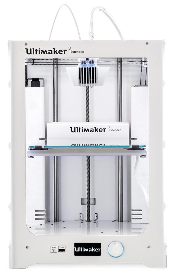 Фотография 3D принтера Ultimaker 3 Extended (3)