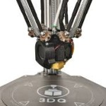 Фото 3D принтер 3DQ Mini 8