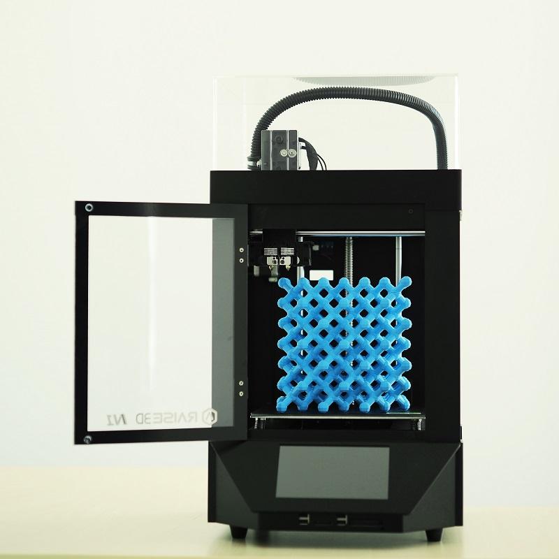 Фото 3D принтер Raise3D N1 Dual 11