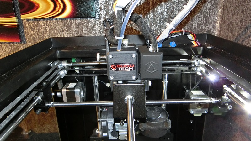 Фото 3D принтер Raise3D N1 Dual 4