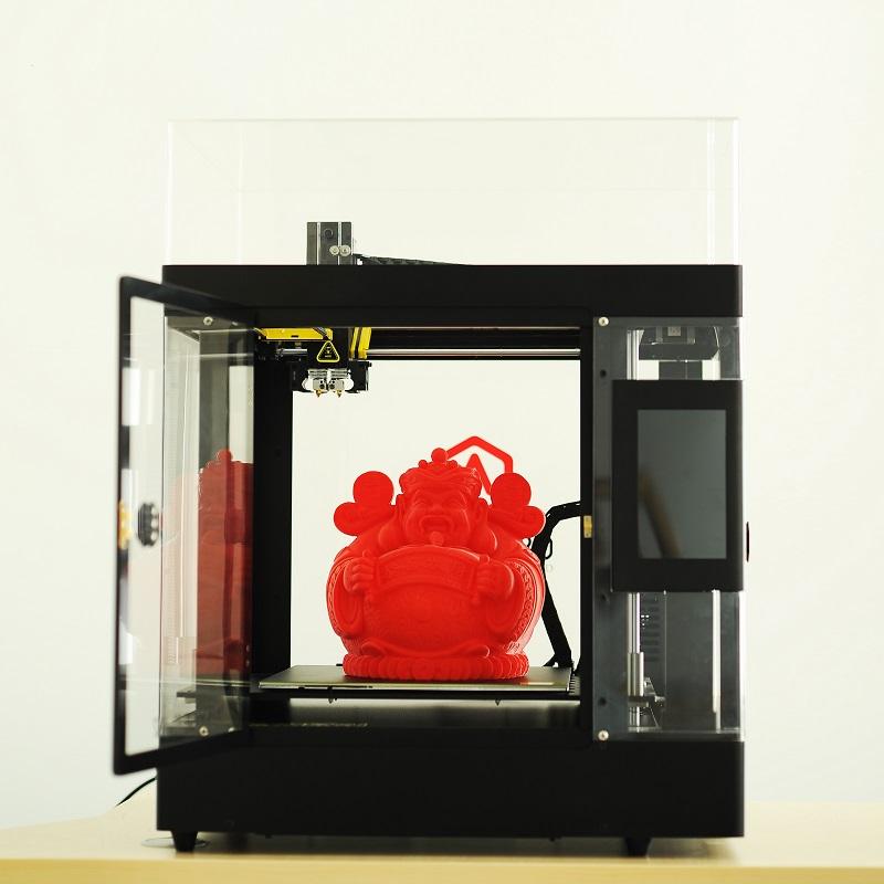 Фото 3D принтер Raise3D N2 Dual 4