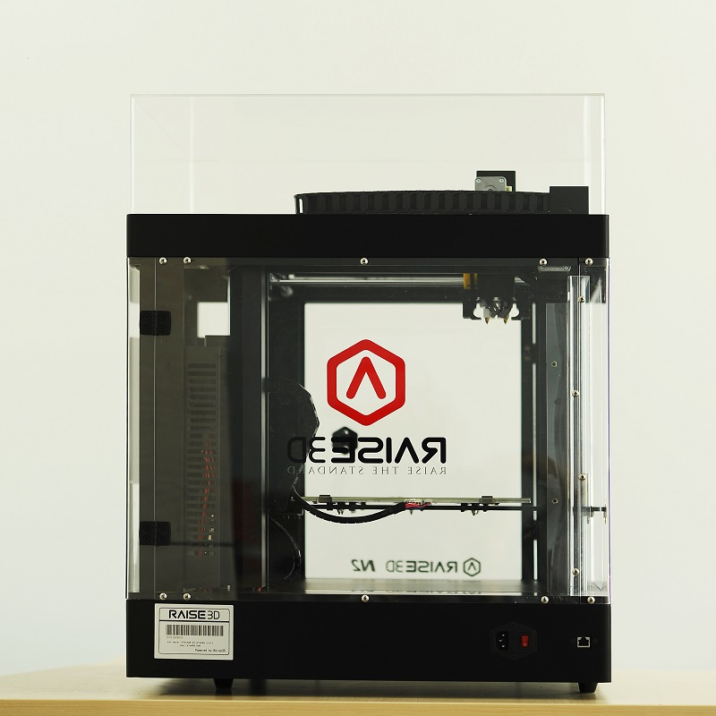 фото 3D принтер Raise3D N2 Dual 1