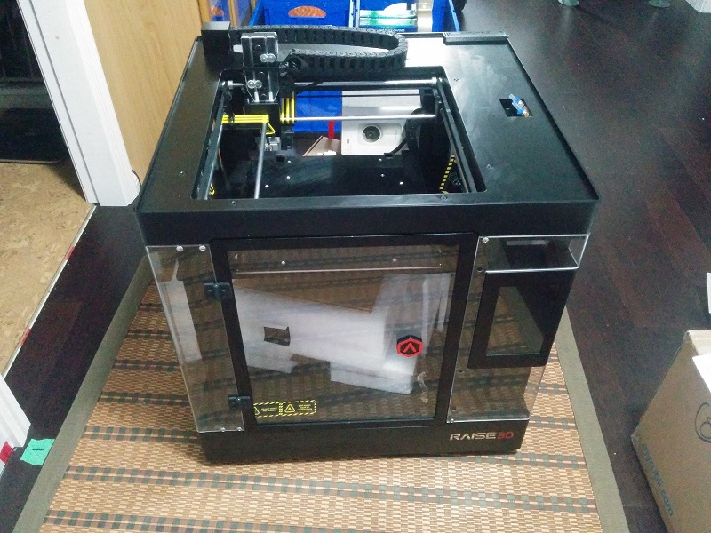 фото 3D принтер Raise3D N2 Dual