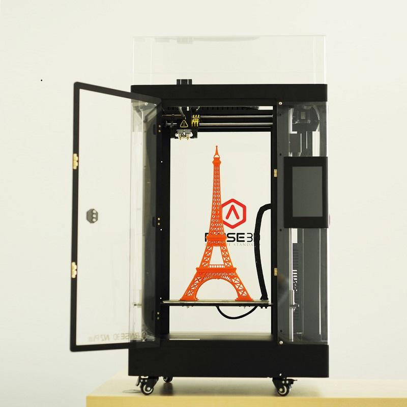 Изображение модели, напечатанной на 3D принтере Raise3D N2 Dual plus 8