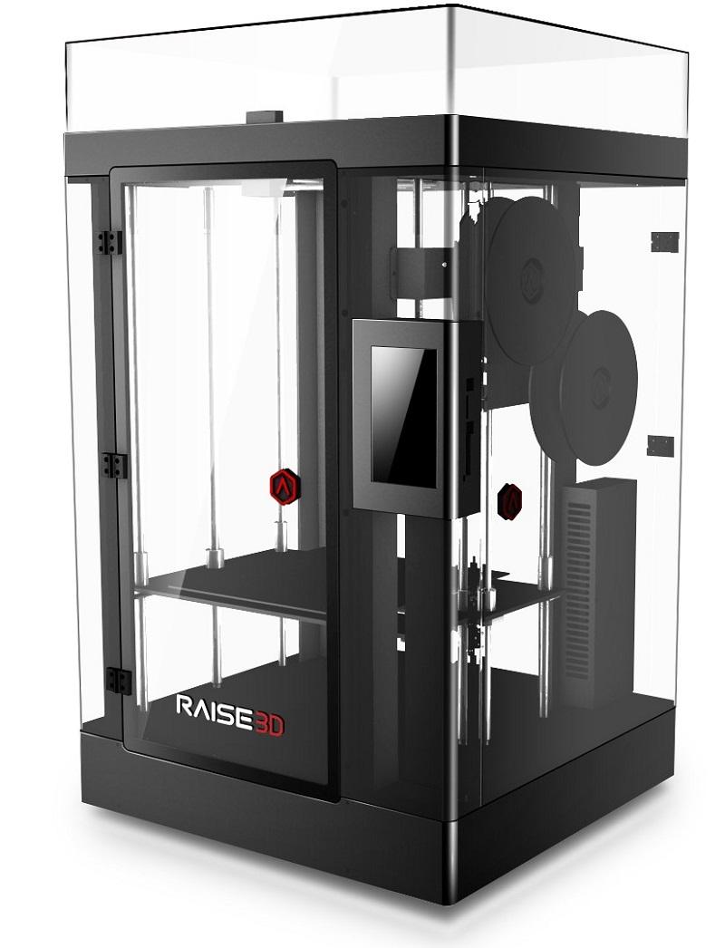 Фото 3D принтер Raise3D N2 Plus Dual