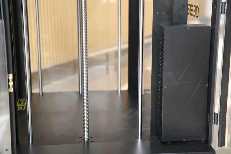 Изображение модели, напечатанной на 3D принтере Raise3D N2 Dual plus 10