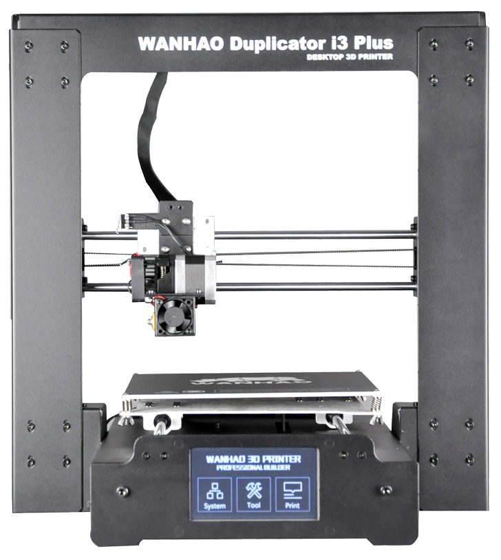Фото 3D принтер Wanhao Duplicator i3 Plus