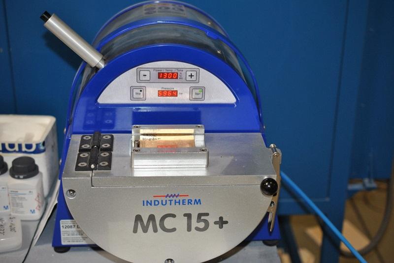 Литьевая машина INDUTHERM MC15 +_2
