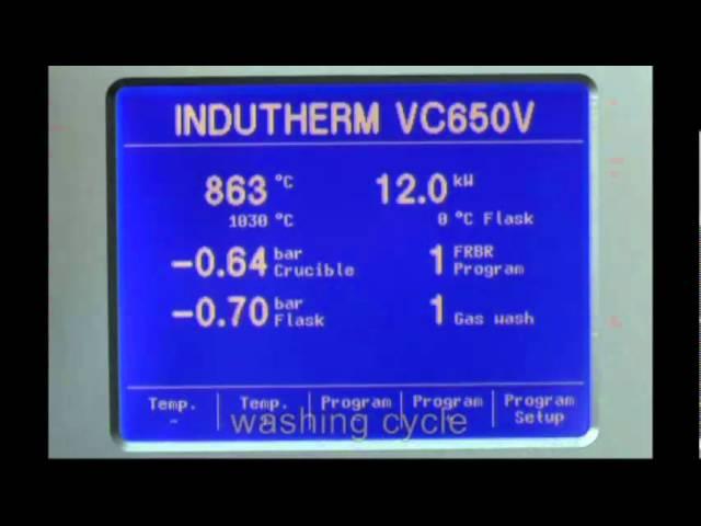 Фото Литьевая машина INDUTHERM VC650V_2