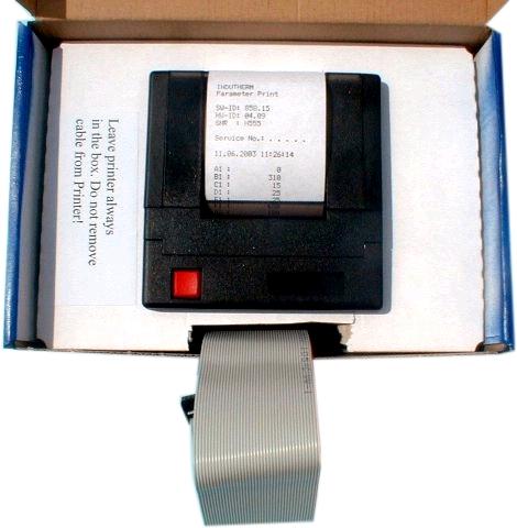 Фото Принтер бортовой с системой самодиагностики и лицензированным софтом