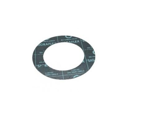 Фото Прокладка для опок D= 70мм графит 169/80 х 1