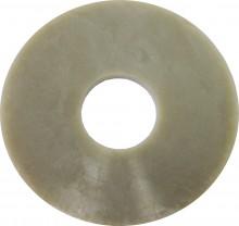 Фото Прокладка силиконовая для безфланцевого литья D=158 d=50 х 8
