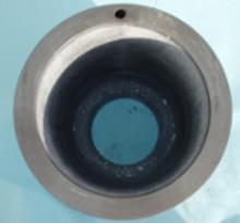 Фото Тигель графитовый под керам.вставку 78 х 120 отв.d=15/3ммG3 для VC500-600, оригинал, Германия